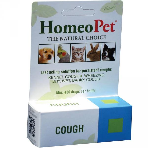 Homeopet - Cough - 15ml