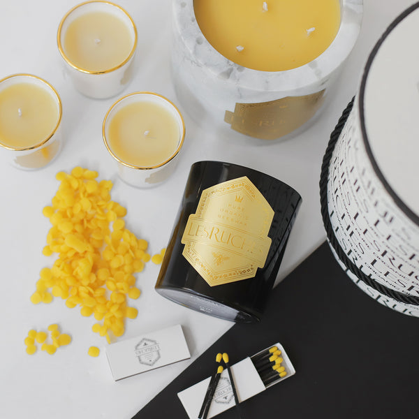 "VERTE LUXE - ""THE ECO-CONSCIOUS LUXURY CANDLE"""