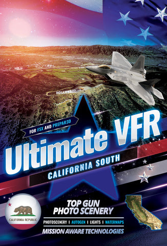 Ultimate VFR™ California - South 5.0