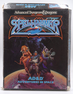 AD&D Dragonlance DLS2 Tree Lords Shrinkwrap, by John Terra