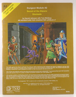 Dragon Keep/Dle3 (Advanced Dungeons and Dragons Dragonlance Module), by Swan, Rich