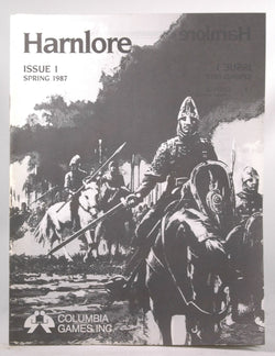 Harnlore, Issue 1 (Harn Fantasy System), by staff