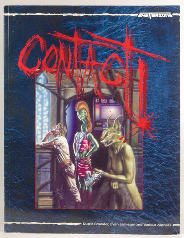 Shatterzone: Contact!, by Browder, Dustin