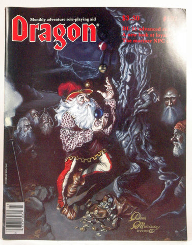 Dragon Magazine, No. 107, by Mohan, Kim