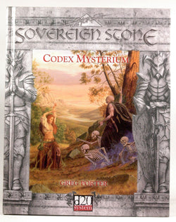 Sovereign Stone Codex Mysterium *OP, by Sovereign Press