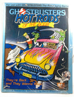 Hot Rods of the Gods (Ghostbusters RPG), by Greenberg, Daniel