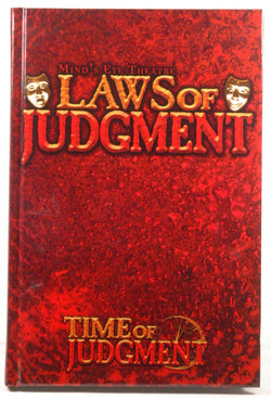 *OP MET Laws of Judgment (Mind's Eye Theatre), by Jackie Cassada, Jesse Roberts, Andrew J. Scott, C.A. Suleiman, Peter Woodworthand, Duncan Wyley, Edward MacGregor, Jason Feldstein, Nicky Rea