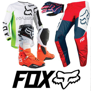 Fox Riding Gear