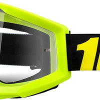 Neon Yellow/Clear
