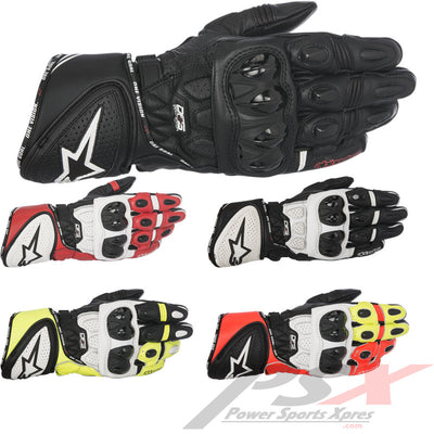 Alpinestars GP Plus R Leather Motorcycle Glove 2017