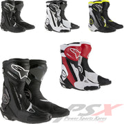 Alpinestars SMX Plus Motorcycle Boot 2017
