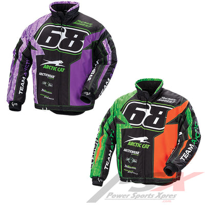 Arctic Cat Ladies Team Arctic Hibbert Snowmobile Jacket 2017