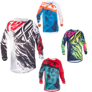 Fly Kinetic Mesh Moto Jersey 2018 CLOSEOUT