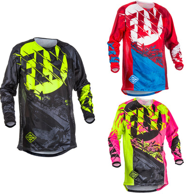 Fly Kinetic Outlaw Moto Jersey 2018