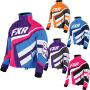 FXR Ladies Cold Cross Snowmobile Jacket Closeout