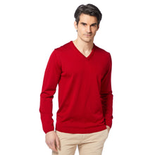 Lade das Bild in den Galerie-Viewer, Basic V-neck Pullover FREDDIE