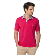 Lade das Bild in den Galerie-Viewer, Jersey Poloshirt mit Kent-Kragen WILLIAM