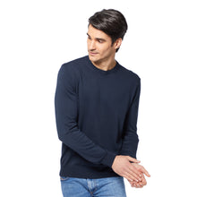 Lade das Bild in den Galerie-Viewer, Crew-neck Casual Pullover NERIO