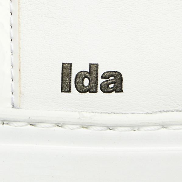 Name on shoe