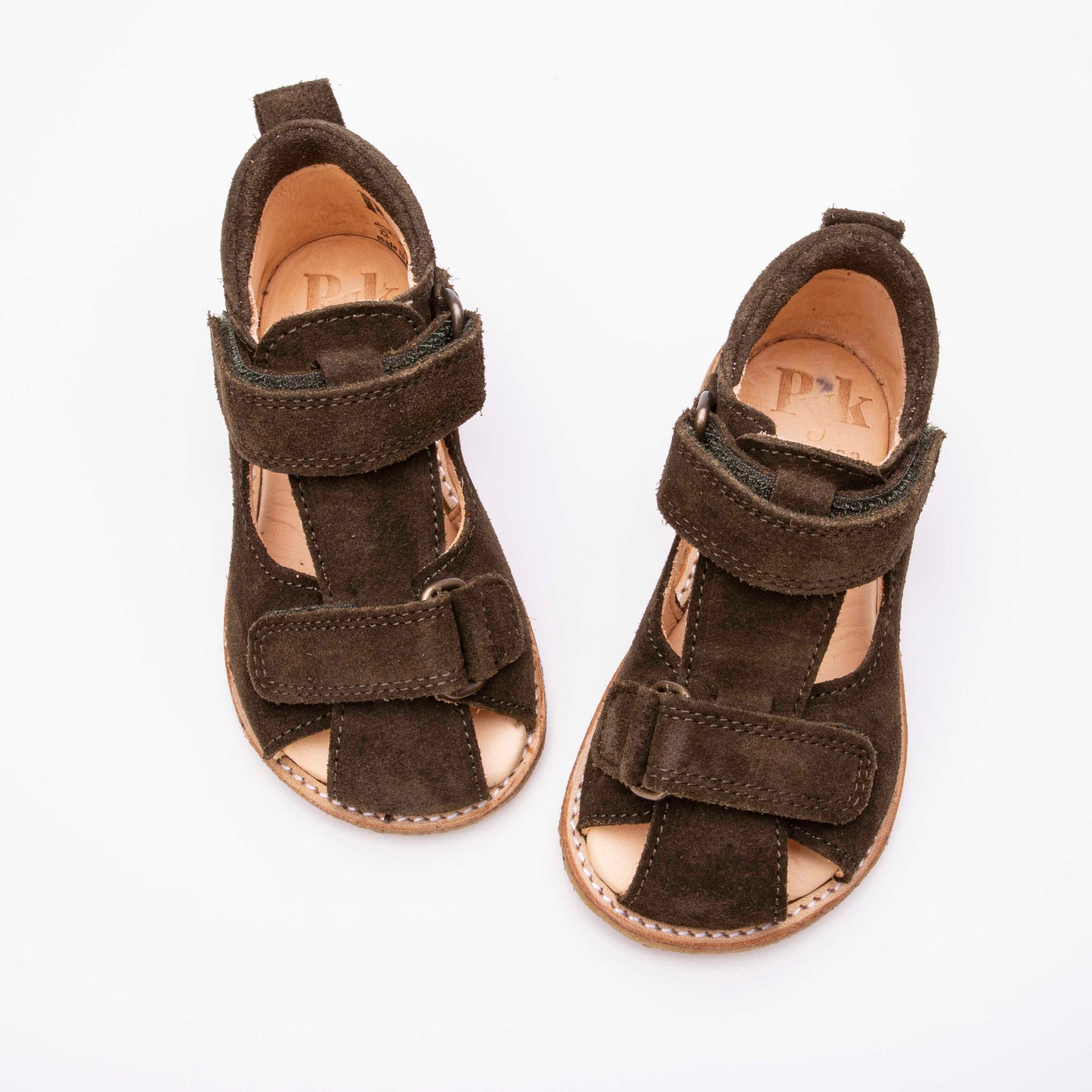 Bernhard Army Misket sandals for children Pyk Copenhagen