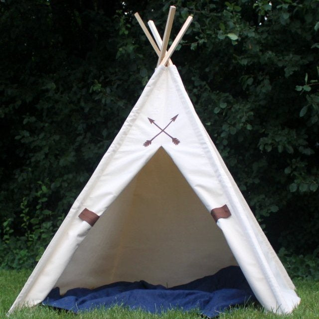 XL or XXL Friendship Teepee, Two Huge Sizes