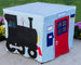 Card Table Playhouse Train Station, Fits Your Folding Table