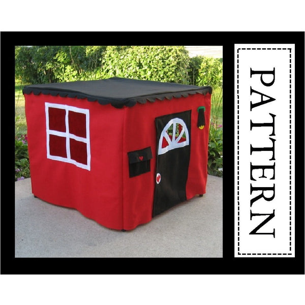 Pattern - Card Table Playhouse The Basics Edition