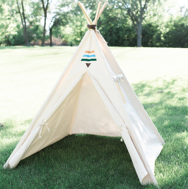 XL or XXL Tribal Teepee, Two Huge Sizes
