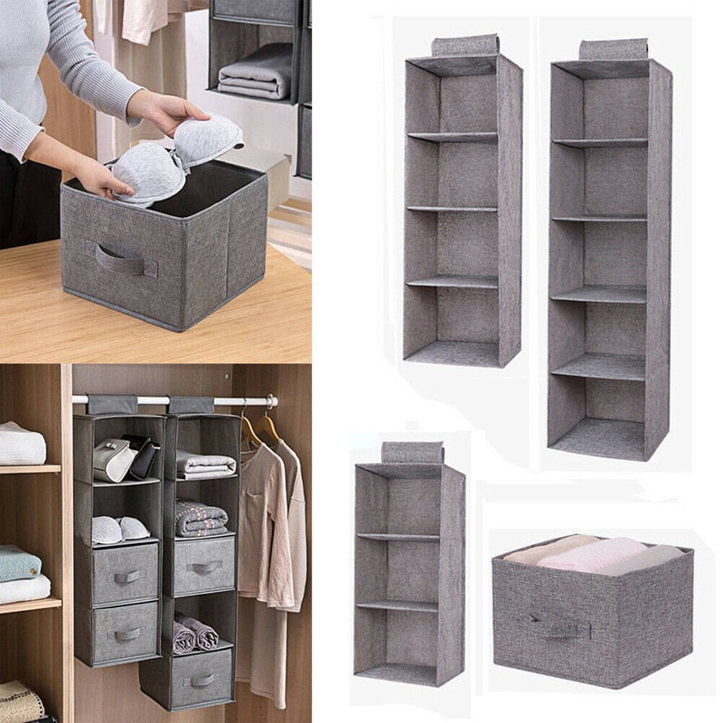 Wardrobe Hanging Storage