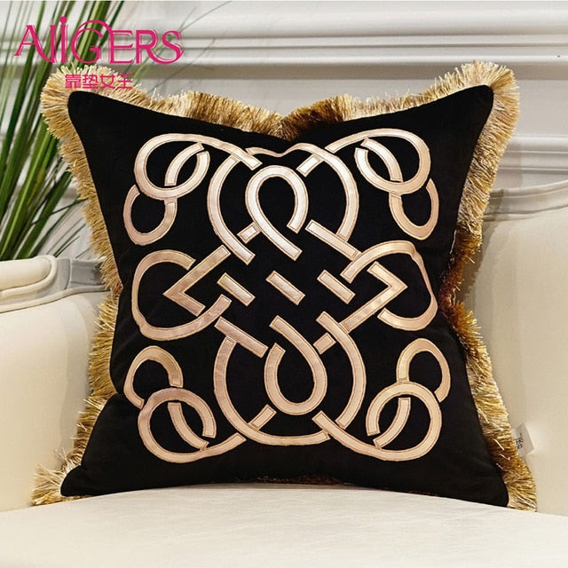 Avigers Luxury Embroidered Cushion Covers