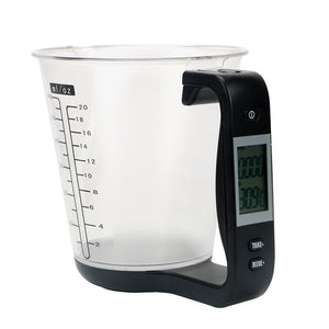 NICEYARD Electronic Measuring Cup Digital Beaker