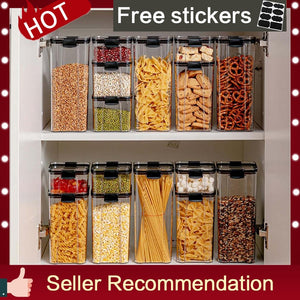 Dry Food Storage Box Food Containers
