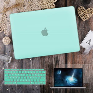 "Crystal Clear Cover -Macbook Air 11 12 13.3"" , Pro 13 15 16"