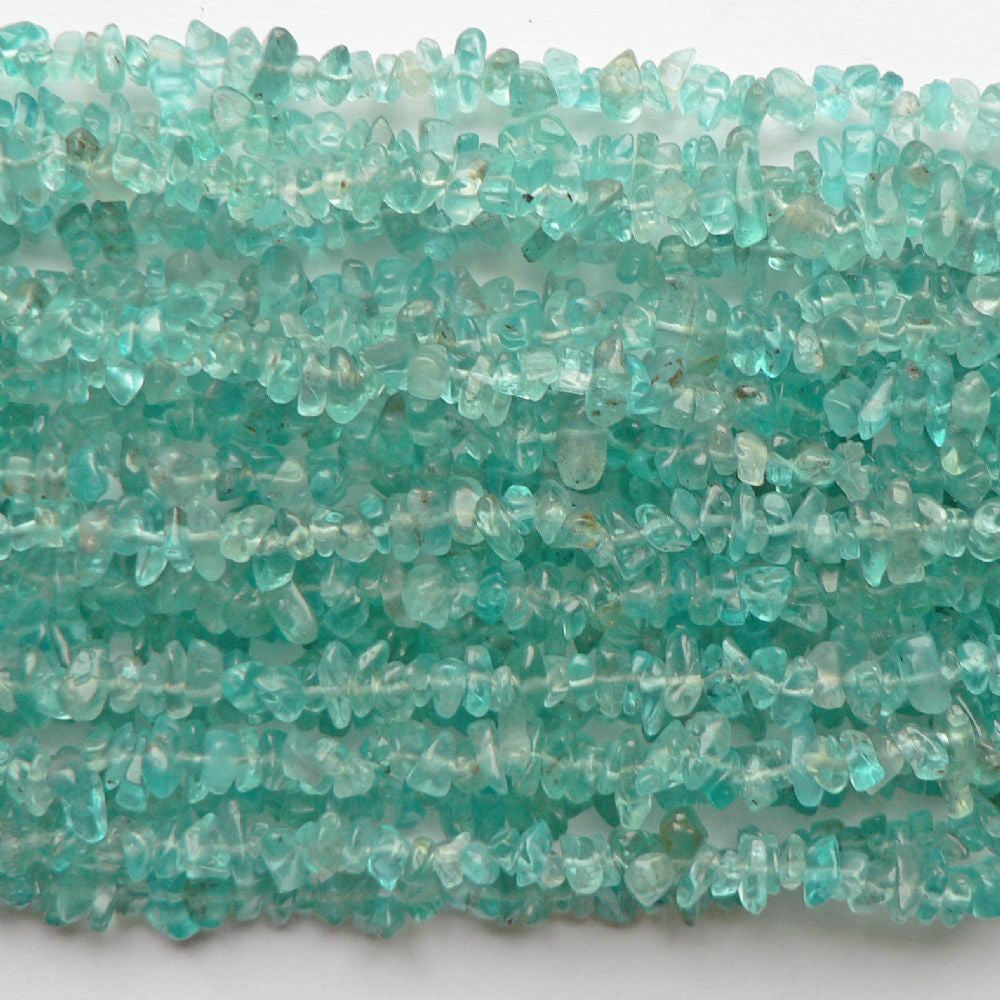 "Load image into Gallery viewer, Apatite Chip Beads 35"" Strand"