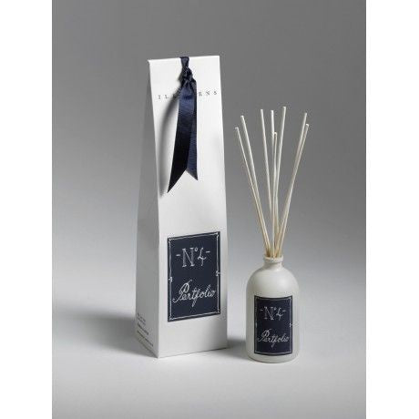 Illumens Folio No 4 Portfolio Aromatic Taper Reed Diffuser