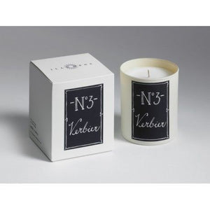 Illumens Folio No 3 Verbier Candle in Glass