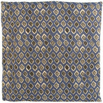 Grand Illusions Cushion Dakar Indigo/Black