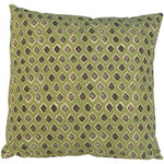 Grand Illusions Cushion Dakar Olive/Black