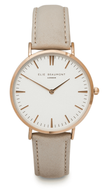 Elie Beaumont London Oxford Large Stone Watch