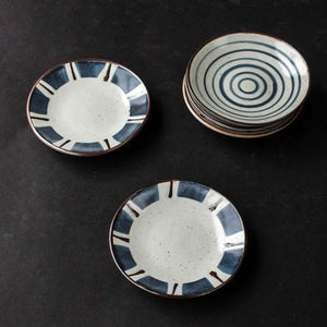 Biggie Best Small Stripy Plate