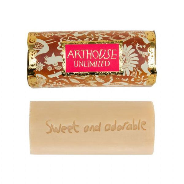 Arthouse Unlimited Serendipity Design Organic Soap