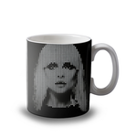 Blondie Debbie Harry Heart of Mug