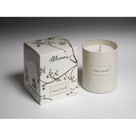 Illumens Abbaye Monsieur Clement Candle in Glass