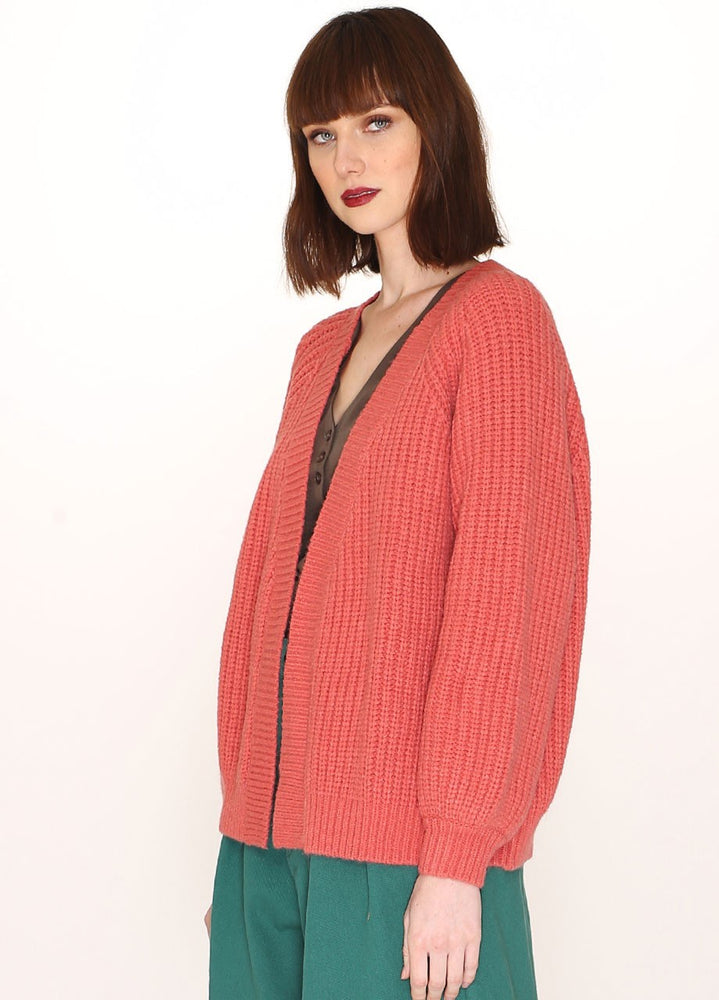 Pepaloves Tricot Cardigan Pink
