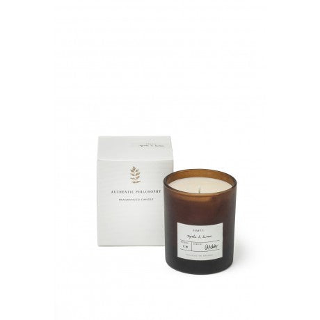 Load image into Gallery viewer, Illumens Myrtle & Lemon - Scented Candle