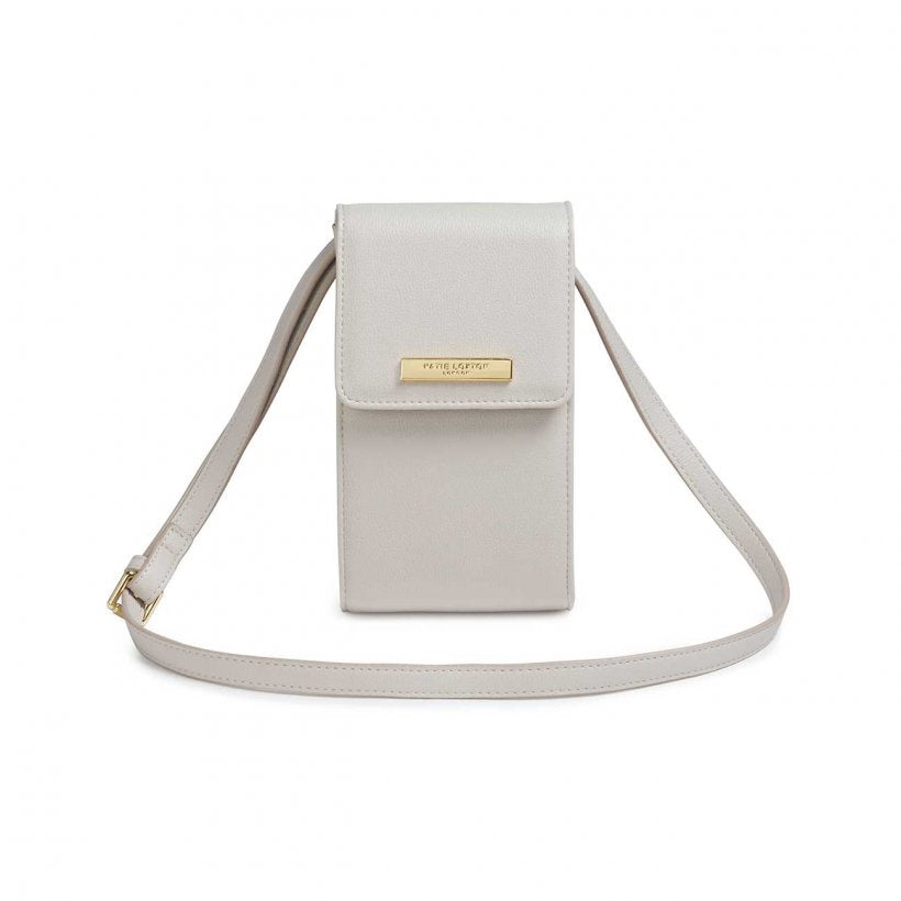 Load image into Gallery viewer, Katie Loxton Taylor Crossbody Bag in Stone