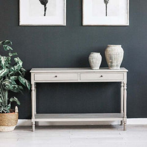 Load image into Gallery viewer, Biggie Best Venice Large Console Tables Grey