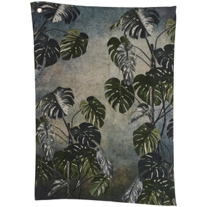 Load image into Gallery viewer, Grand Illusions 100% Cotton Kitchen Towel Monstera