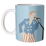 Elton John Icon Mug Art Wow