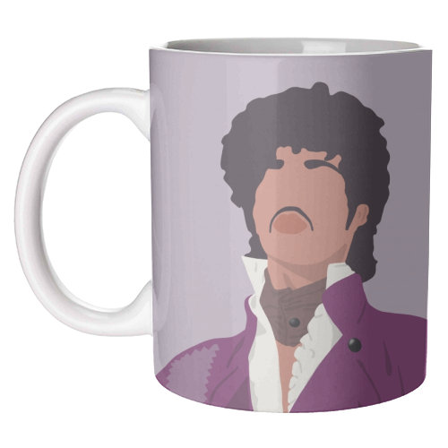 Prince Purple Rain Mug Art Wow